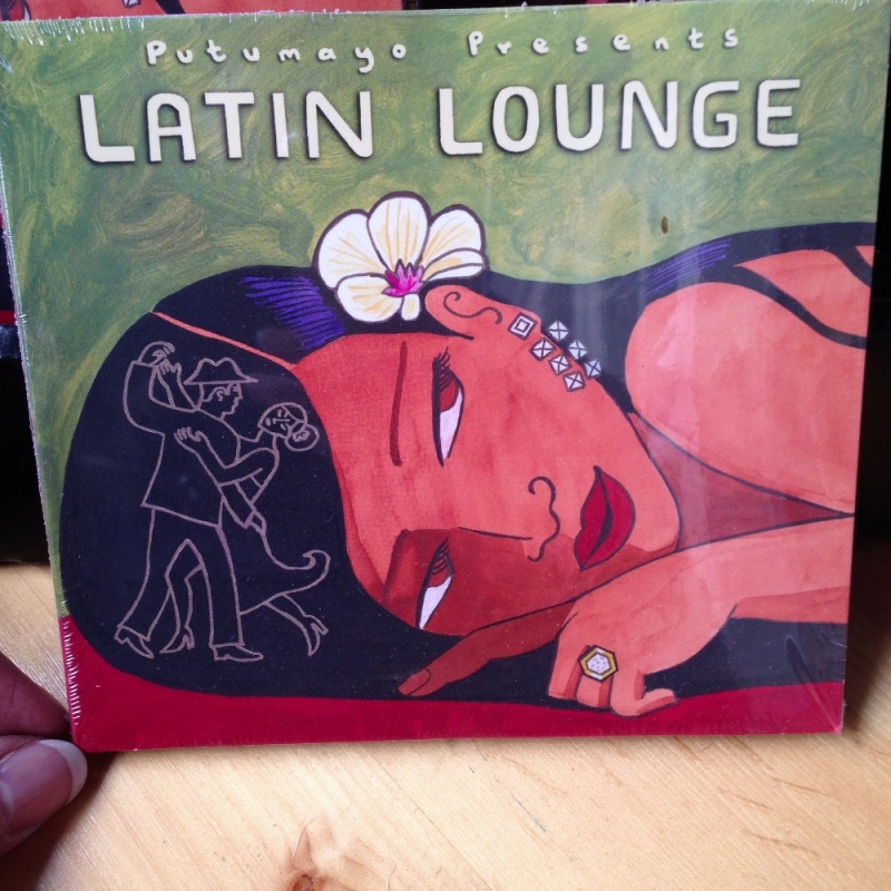 CD Latin Lounge - CUE392-Lifestyle - Köln