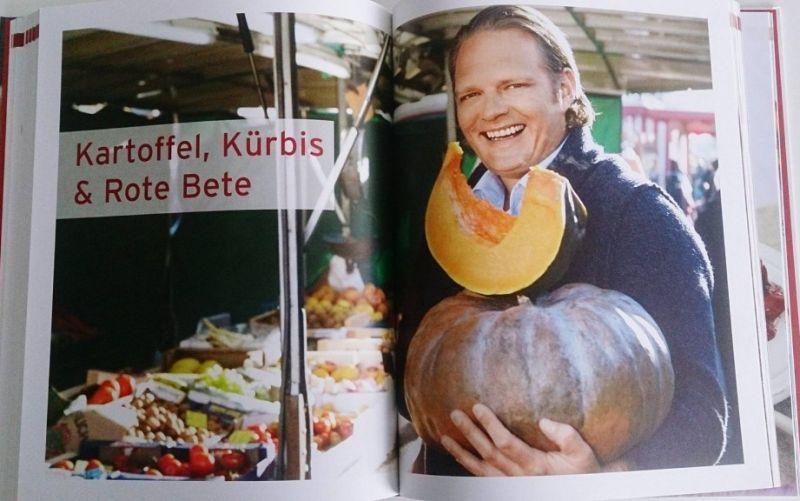 Björn Freitag - Mein WDR-Kochbuch - (c) Stadtmagazin.com/Freya Wolff