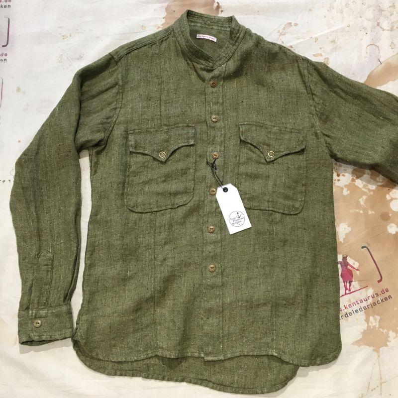 East Harbour Surplus: linen shirt, 48 - 50 - 54 - 56, EUR 225,- - Kentaurus Pferdelederjacken - Köln