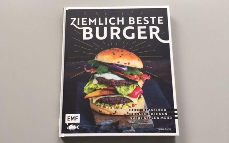 - (c) Ziemlich beste Burger / EMF Verlag / Autor:Tanja Dusy / Foto: Christine Pittermann