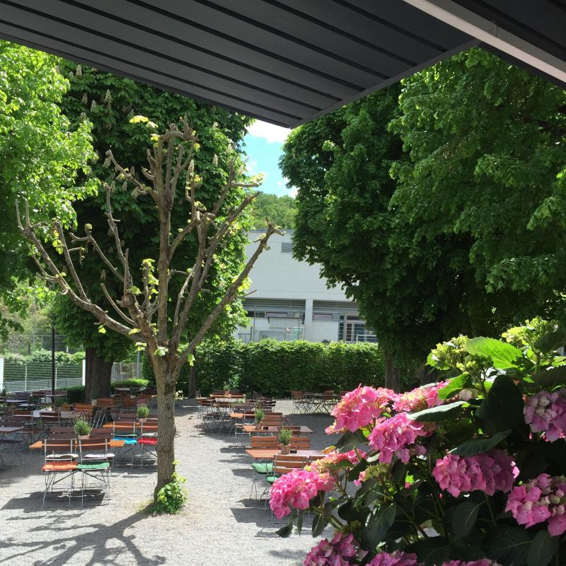 Der Garten ruft.... - Bei den Steins - Stuttgart