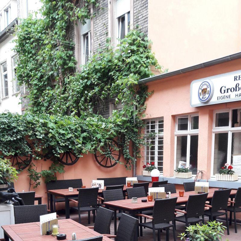 Besuchen Sie auch unseren schönen Kurfürst Biergarten !! Wir freuen uns auf Ihren Besuch.  Ihr Kurfürst Team   - Großer Kurfürst - Karlsruhe- Bild 1
