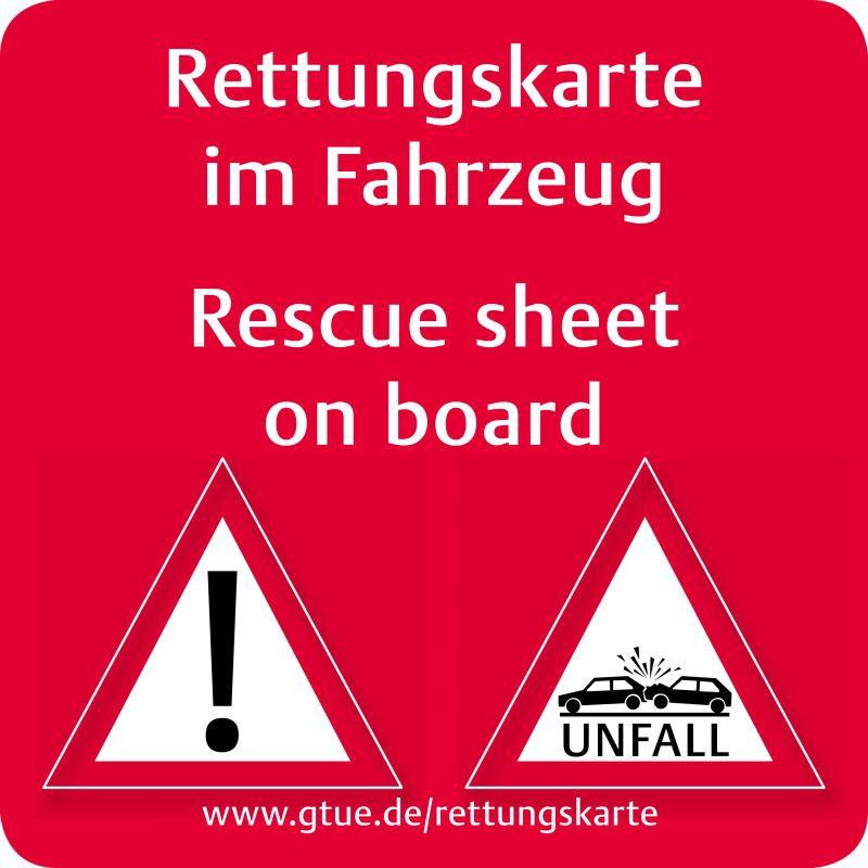 Ihr kompetenter Ansprechpartner im Saar-Pfalz-Kreis für : Rettungskarte, Feuerwehr, Airbag, Auto  - GTü KfZ-Prüfstelle Waldmohr GmbH & Co. KG - Waldmohr