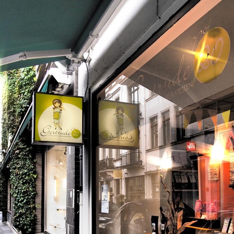 Unser Laden... in Herzen von Köln! - Gertrude No. 20 für Gourmets und Genussmenschen - Köln
