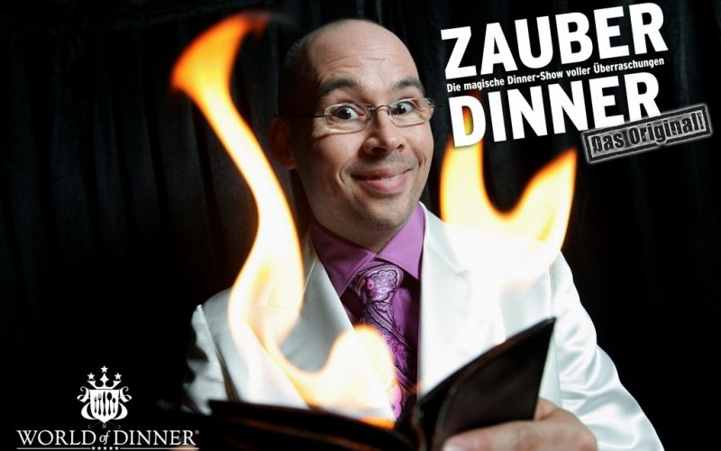 - (c) World of Dinner / Zauber Dinner / Das Original