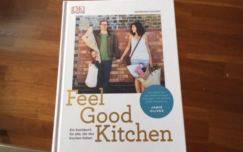 © Feel good kitchen von Gergina Hayden aus dem DK Verlag / Christine Pittermann