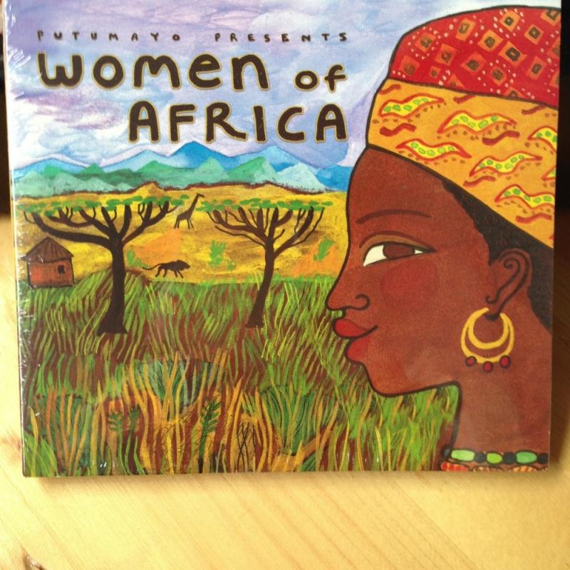 CD Women of Africa - CUE392-Lifestyle - Köln