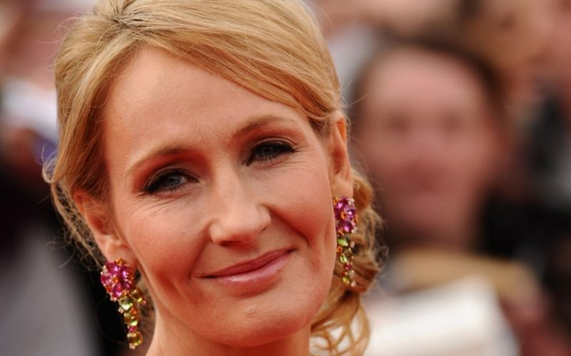 J.K Rowling schreibt Drehbuch zu