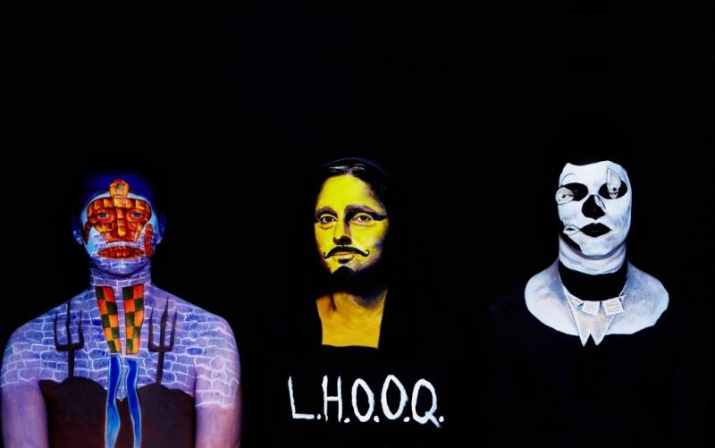 Animal Collective - (c) Hisham Akira Bharoocha & Abby Portner