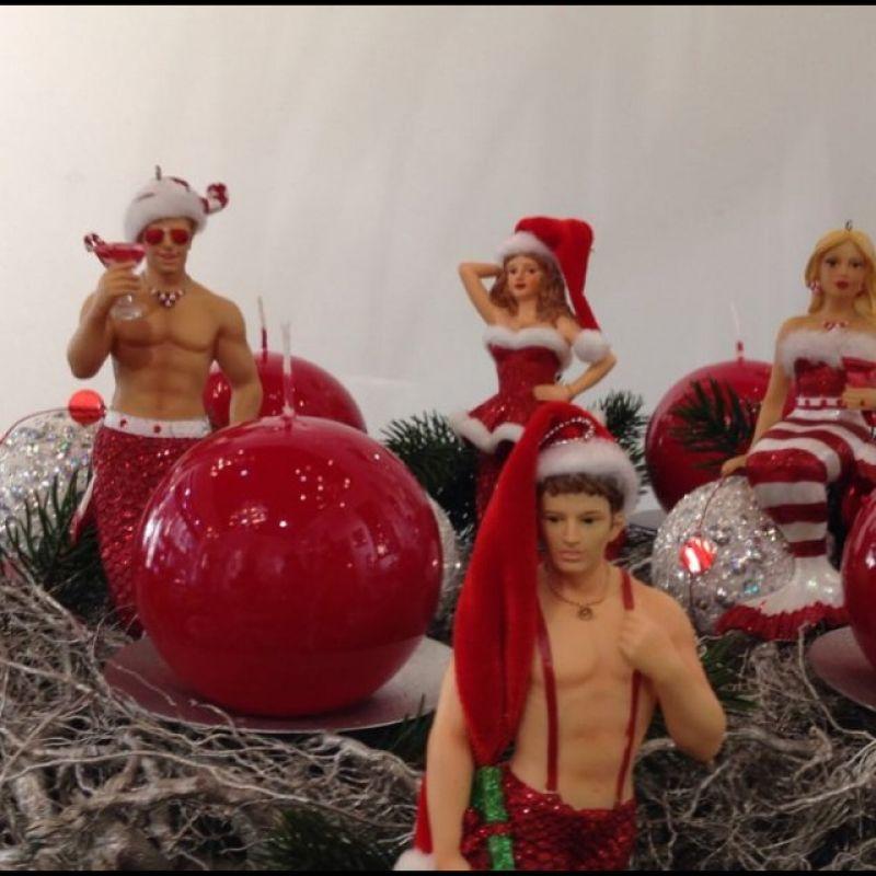 Das ist mal ein Baumschmuck, die Nixen zu Weihnachten sind da - Surprise Geschenke & Wohnaccessoires - Köln