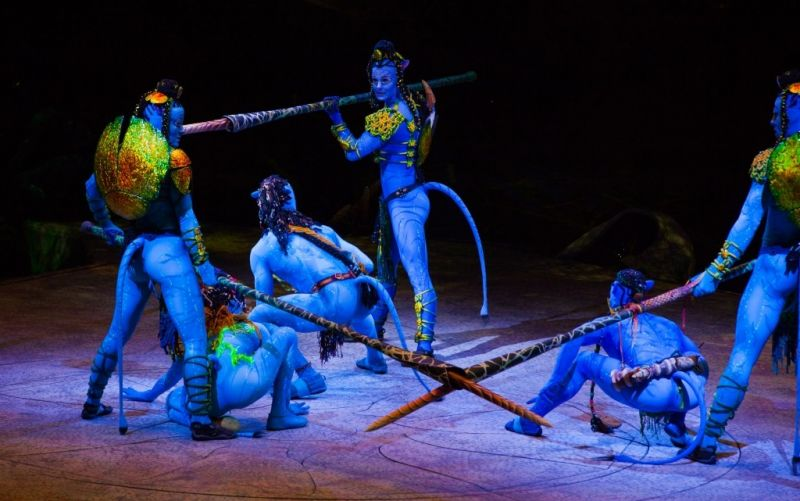 Cirque du Soleil - TORUK Der erste Flug - Errisson Lawrence