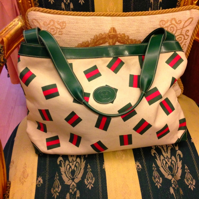 Vintage Tasche von Gucci - Boutique 21 - Köln- Bild 3