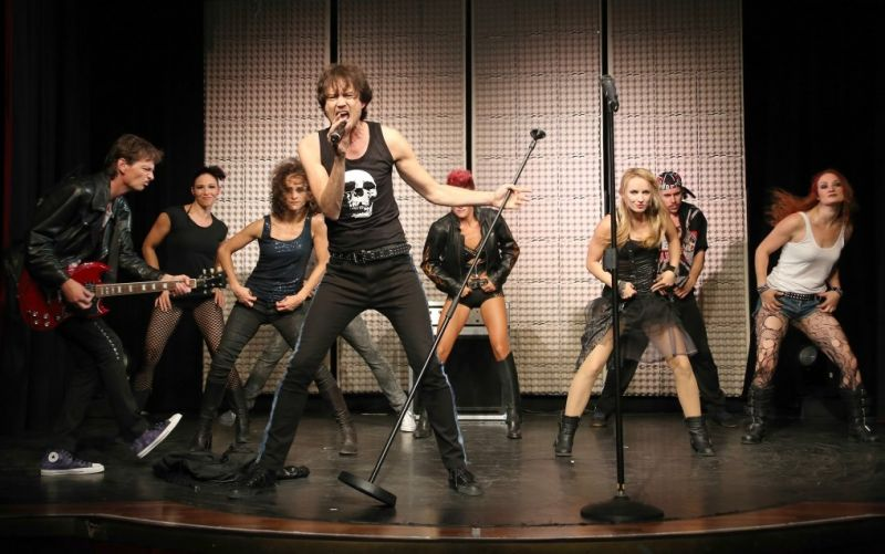 - (c) GOP Varieté Theater / Bonn / Show: Rockstar