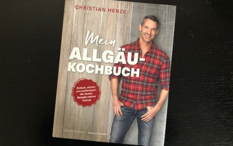 - (c) Mein Allgäu Kochbuch / Christian Henze / Becker Joest Volk Verlag