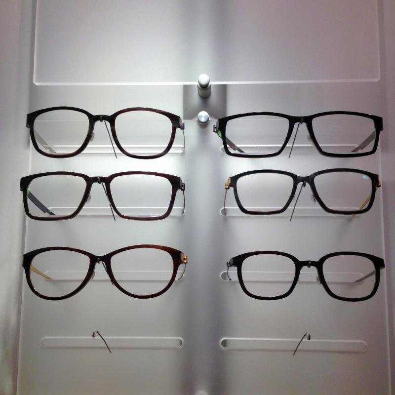Brillen aus Büffelhorn von LINDBERG - Optiker Kalb - Stuttgart- Bild 4