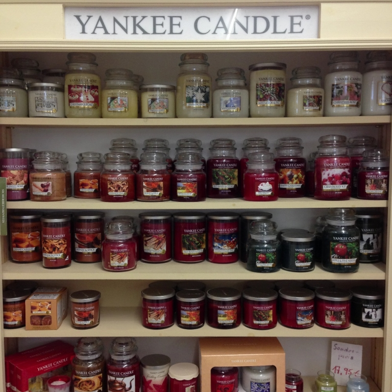 YANKEE CANDLE - Country Arts & more - Backnang