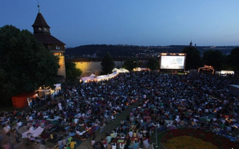Kino auf der Esslinger Burg - (c) Kino auf der Burg