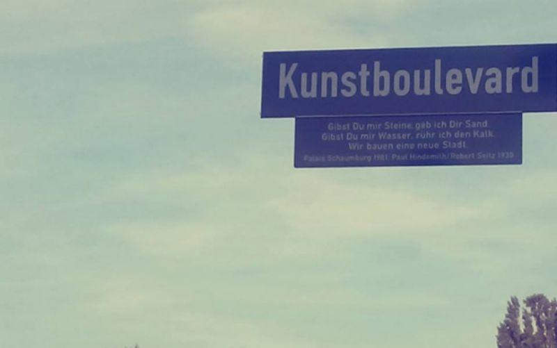 Kunstfans in Stuttgart: