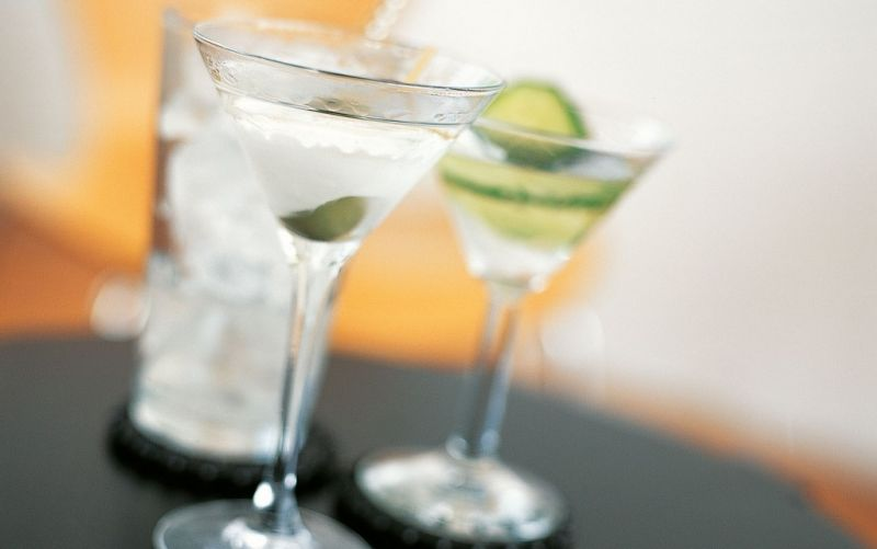 Wodka Martini - (c) William Lingwood/Knesebeck Verlag