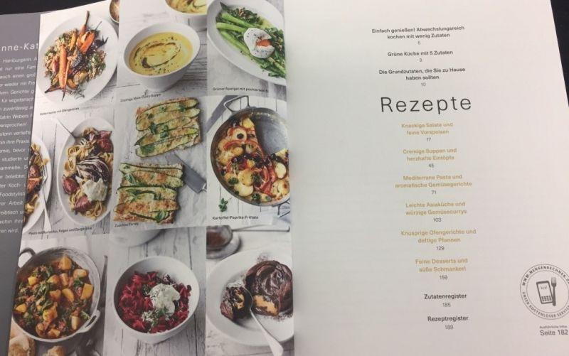 Die vegetarische 5 Zutaten Küche - schnell, einfach und ...