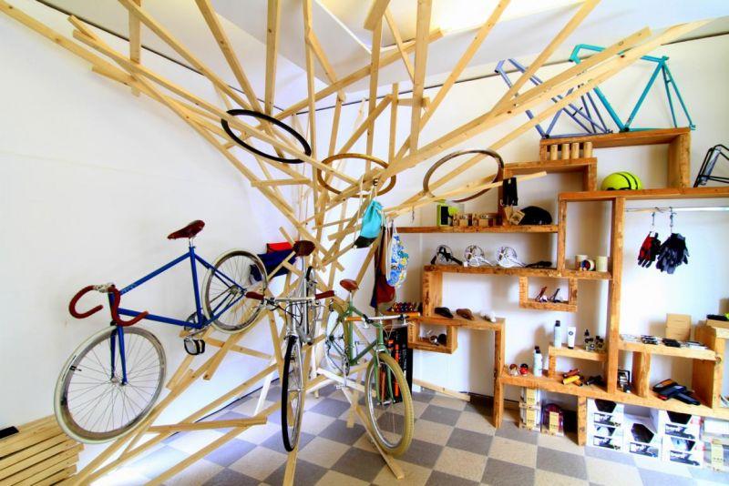 Foto 1 von Basis Fahrradwarenladen in Stuttgart