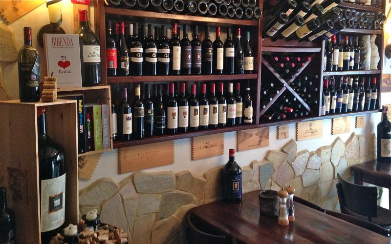 Foto 5 von Enoteca Bacco - Weinlokal in Kirchheim unter Teck