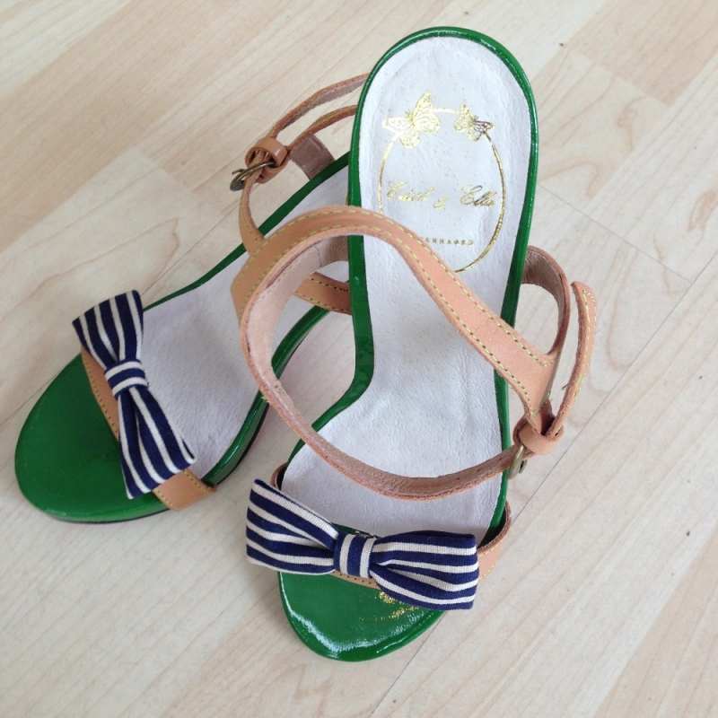 Schuhe von Edith & Ella - akzente. Kinder- und Damenmode - Stuttgart- Bild 1