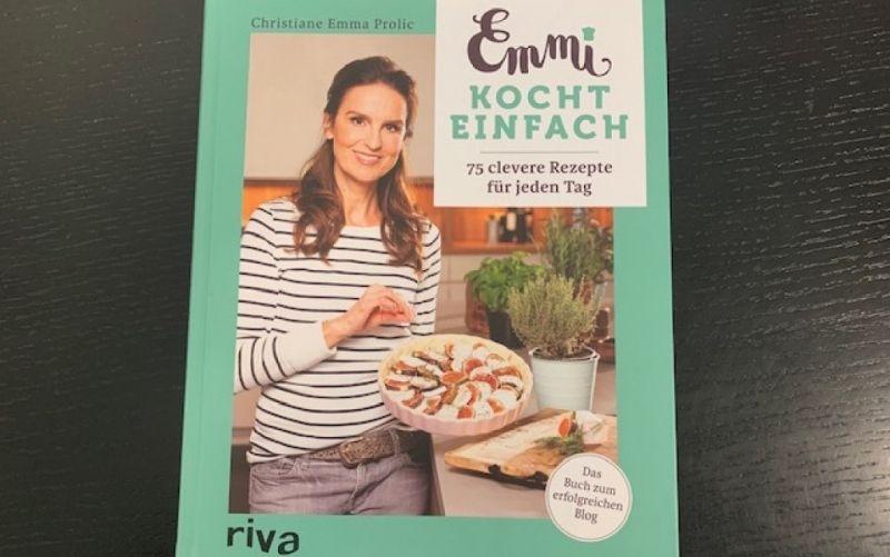 - (c) Emmi kocht einfach / 75 clevere Rezepte für jeden Tag / Riva Verlag / Christiane Emma Prolic