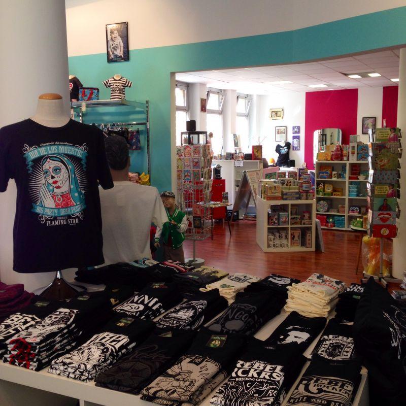 Photo von Flaming Star Store in Stuttgart