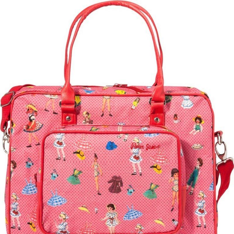 Wickeltasche girls-dressing dolls pink Room Seven - MAMACOCON - Schönes & Nützliches für Schwangere und Babys - Münster