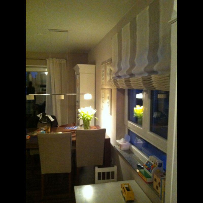 stoff von nya nordiska f r raffrollos und gardinen aus 100 leinen eine gro e auswahl an. Black Bedroom Furniture Sets. Home Design Ideas