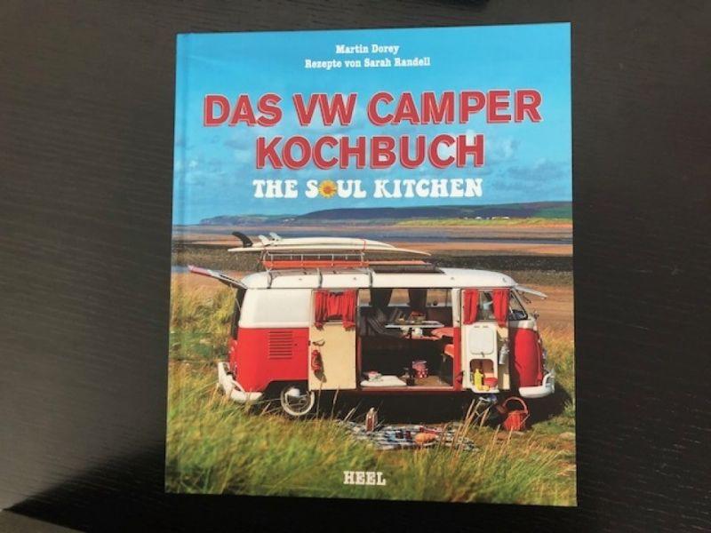 © Das VW Camper Kochbuch  / Heel Verlag / Martin Dorey / Sarah Randell