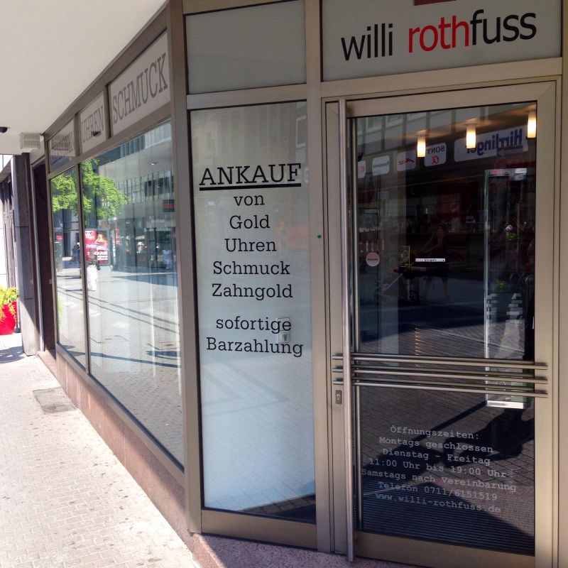Photo von Willi Rothfuss in Stuttgart
