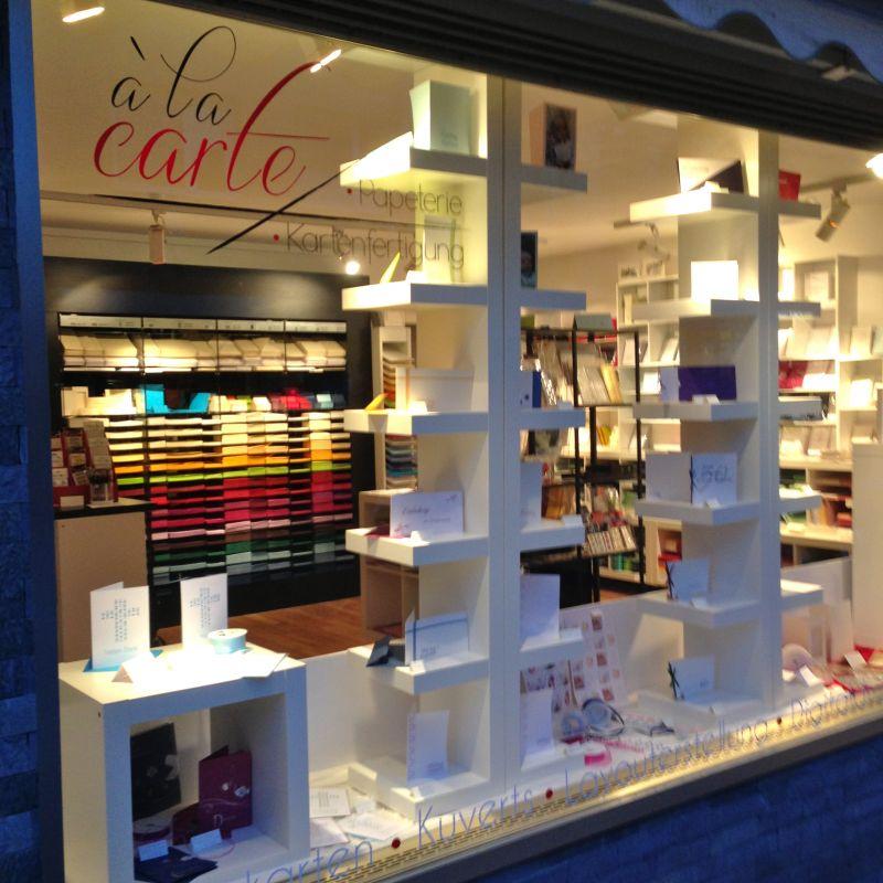 Photo von à la carte - exklusive Kartenfertigung in Stuttgart