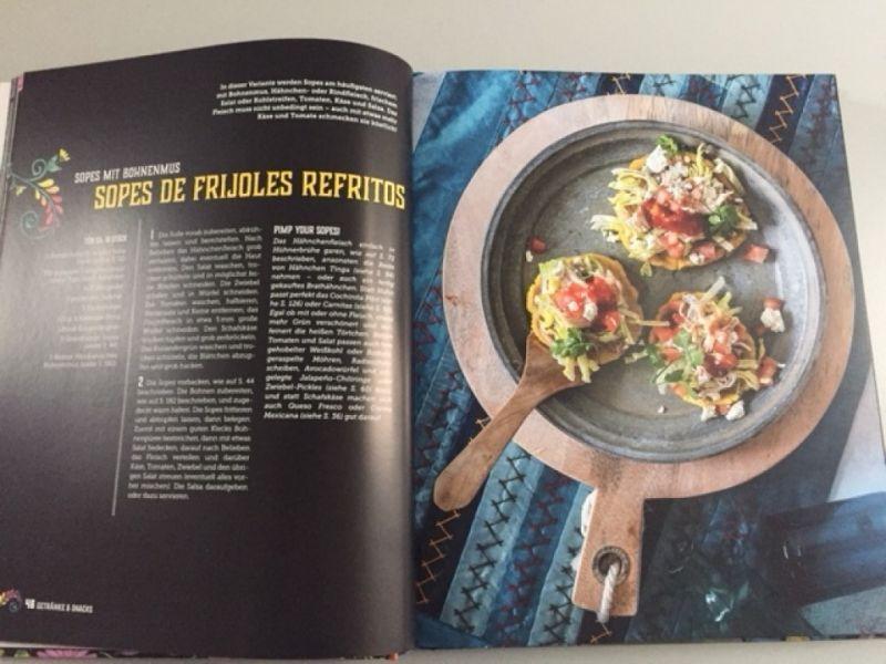 Fiesta / Das Mexiko Kochbuch / EMF Verlag / Tanja Dusy / Christine Pittermann