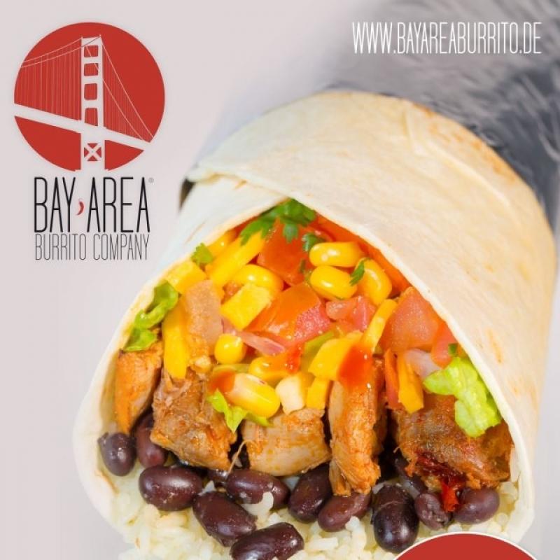 NAKED BURRITO - BAY AREA BURRITO CO Bay Area Burrito