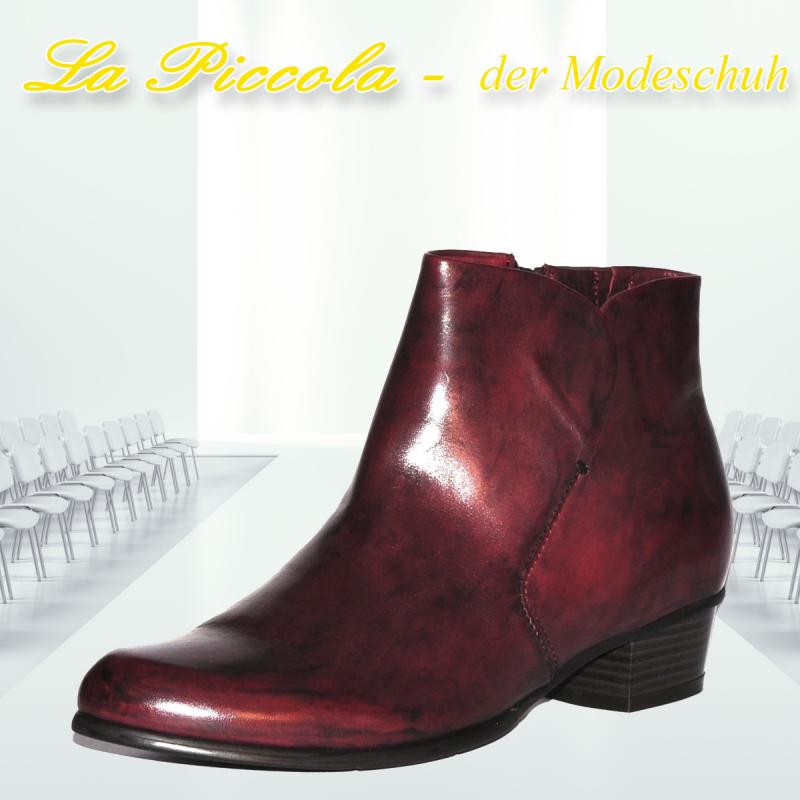 REGARDE LE CIEL STEFANY-87 VAR. 008 GLOVE SANGRIA - La Piccola der Modeschuh - Pulheim- Bild 3