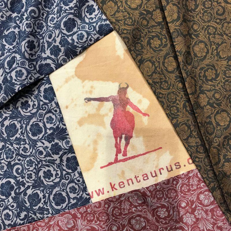 A Piece of Chic: Victorian, lange Schals aus Rohseide, EUR 130,- - Kentaurus Pferdelederjacken - Köln