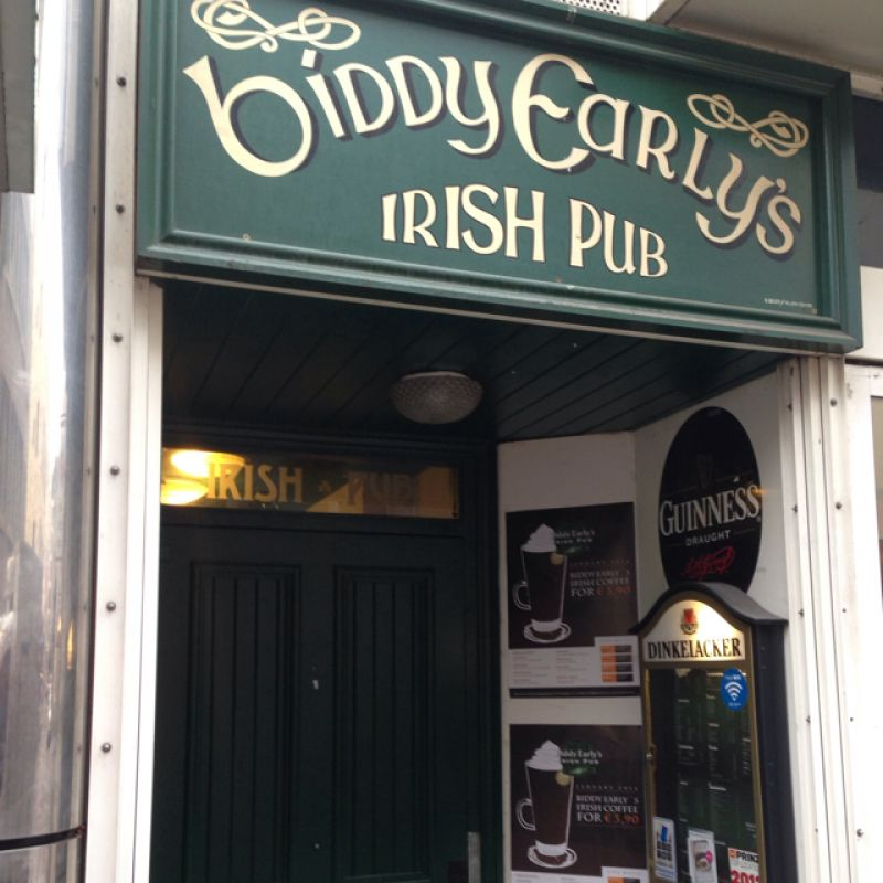 Photo von Biddy Earlys Irish Pub in Stuttgart