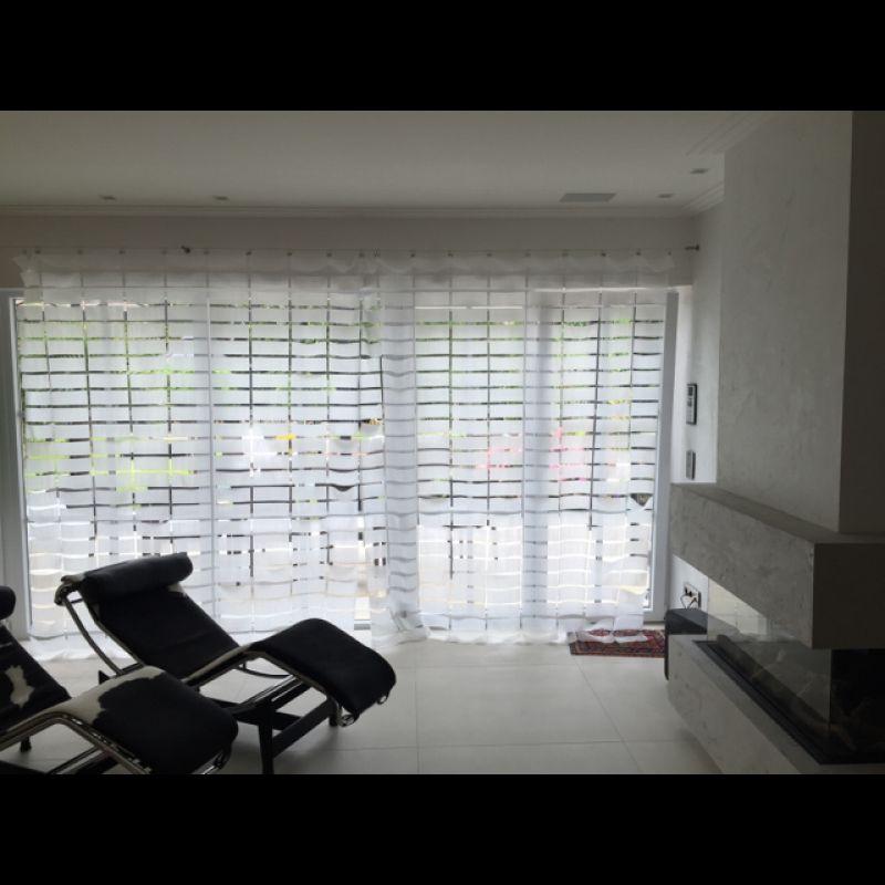 designelemente das kann auch eine gardine sein creation. Black Bedroom Furniture Sets. Home Design Ideas