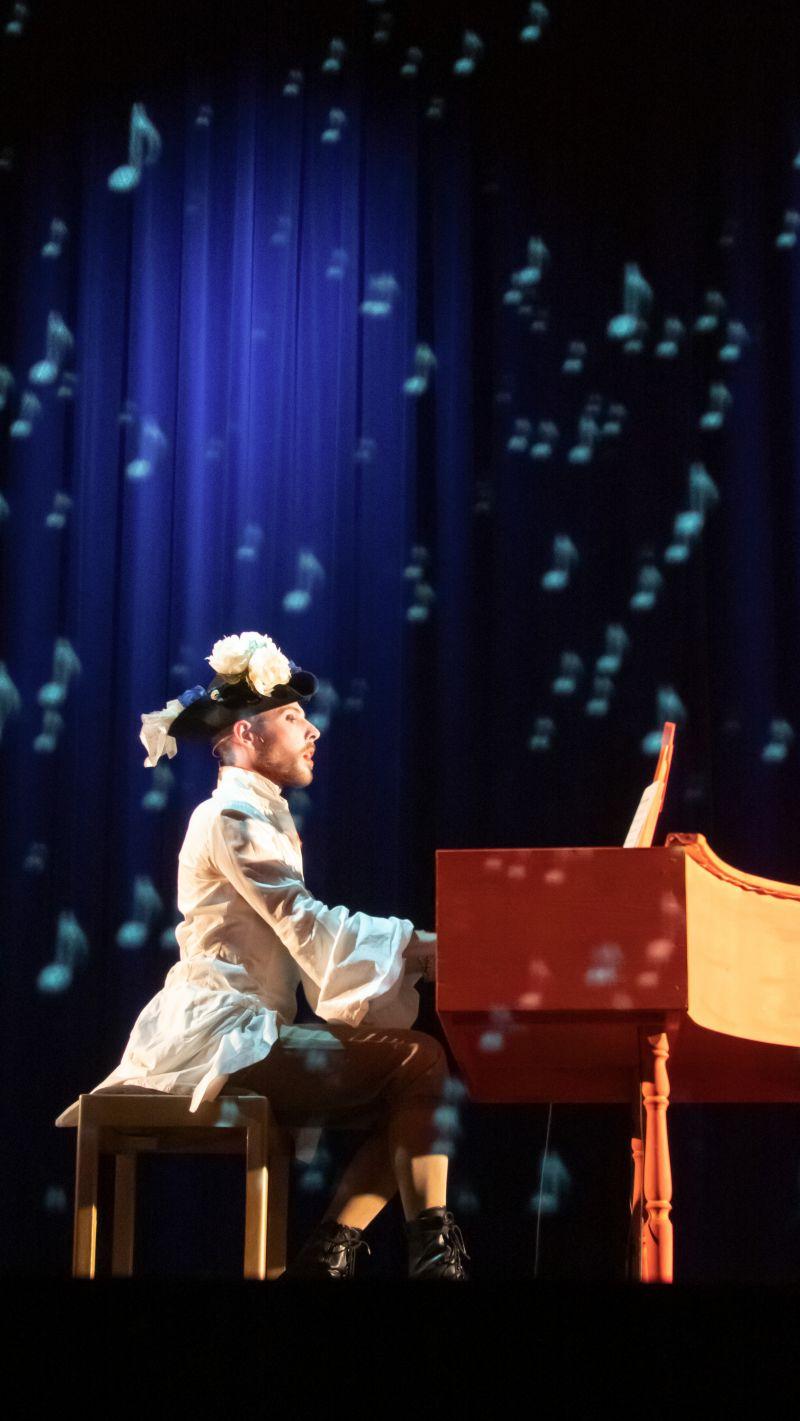 GOP Varieté Theater / Bonn / Beethovens verschollenes Werk