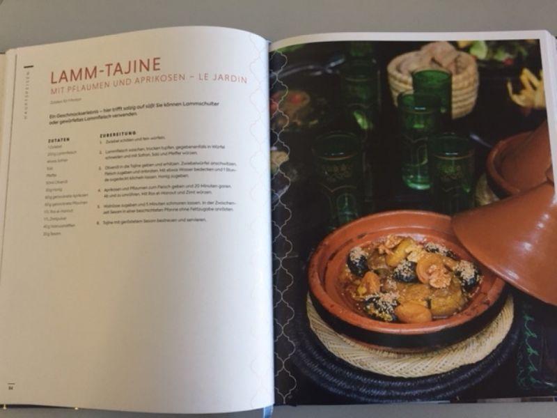 Marrakesch Das Marokko Kochbuch / MEF Verlag / Patrick Rosenthal / Christine Pittermann