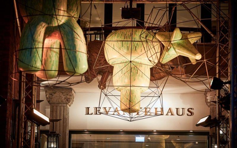 Ausstellung Tobias Zaft / Levantehaus Hamburg  - (c) © Levantehaus Hamburg