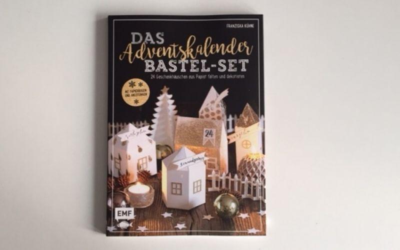 - (c) Das Adventskalender Bastel-Set aud dem EMF Verlag / Christine Pittermann