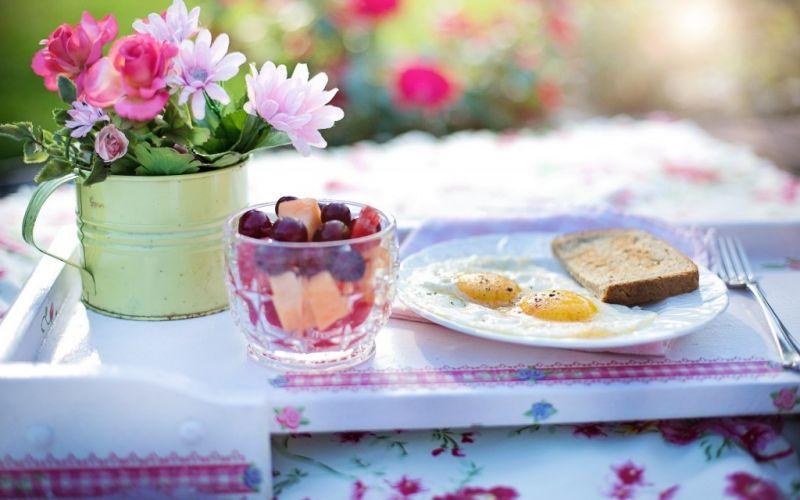 Frühstück - (c) jill111/https://pixabay.com/de/frühstück-spiegeleier-mahlzeit-ei-848313/