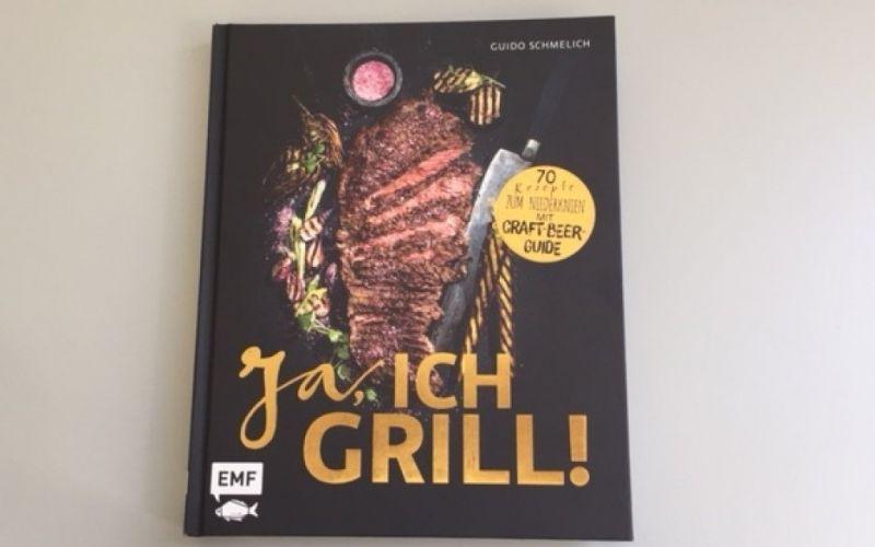 - (c) Ja, ich GRILL / EMF Verlag / Guide Schmelich / Christine Pittermann