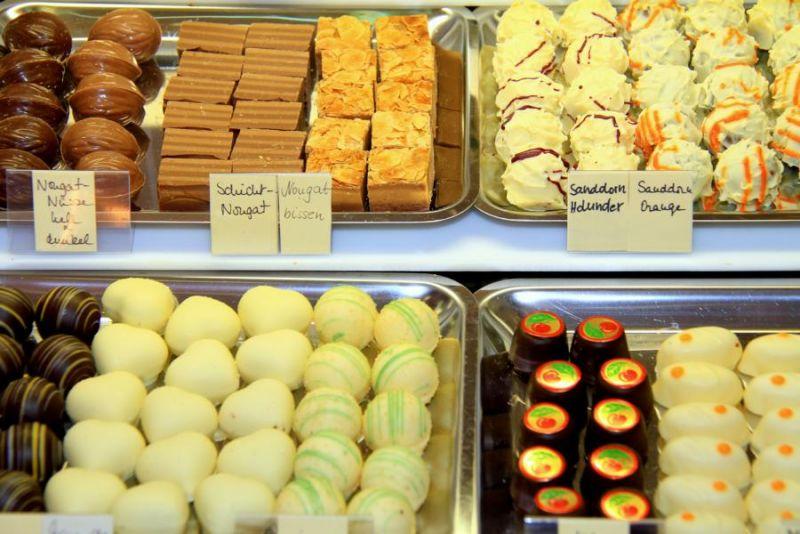 Foto 5 von Chocolaterie BitterSüß in Augsburg