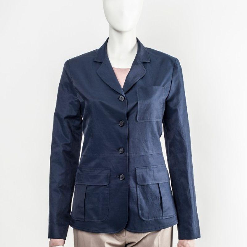 Jacke Viscose / Leinen / Organic cotton Hose Baumwolle / Lycra  - Ilse Stammberger - Köln- Bild 1