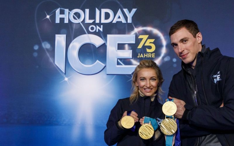 - (c) Holiday on Ice / Aljona Savchenko und Bruno Massot / Lanxess Arena
