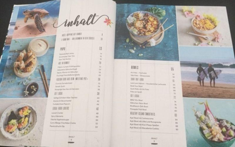 Aloha - Das Hawaii Kochbuch - EMF Verlag